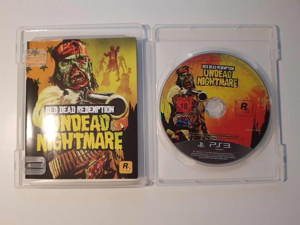 Red dead redemption, PS3