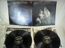 GENESIS, SECONDS OUT,1977,DOUBLE ALBUM,PHOTO INNER SLEEVES, EXCELLENT CONDITION