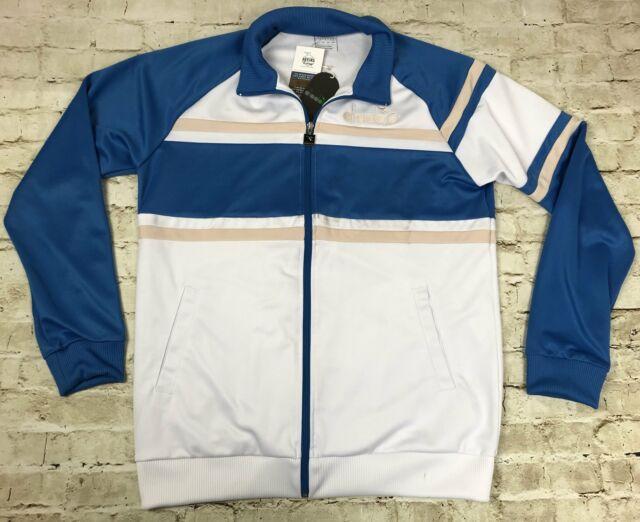 Diadora Mens 80s Track Jacket