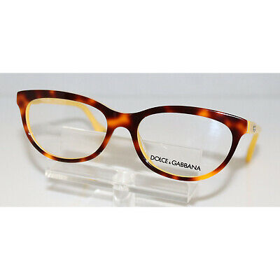 D/&G Eyeglasses DD 1245 502 Havana 51MM