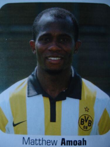 Panini 189 BL Fussball 2006//07 Matthew Amoah Borussia Dortmund