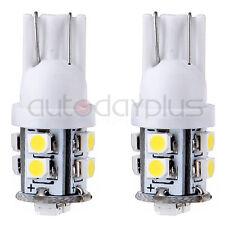 2X T10 White T15 921 168 10SMD LED Backup Reverse Wedge Light for 2003-16 Toyota