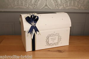 Personalised-Crystal-Snowflake-Winter-Wedding-Chest-Card-Post-Box-Wishing-Well