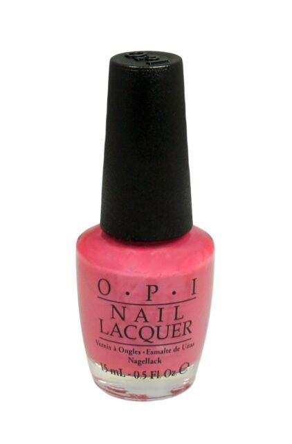Opi Not So Bora Ing Pink Nail Polish Nl S45