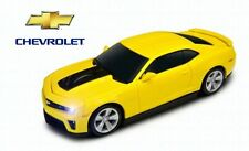 Chevrolet Camaro ZL1 Wireless Car Mouse (Yellow) - Officially Licensed
