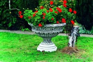 Bac à Fleurs Bac à Plante Décoration Personnage Les Pots De Fleurs Jardin Vases Vase 552-afficher Le Titre D'origine