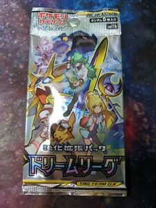 Japanese-Pokemon-sm11b-Traum-League-Booster-Pack-Sonne-und-Mond-Karten