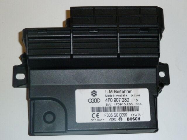 Audi A6 4F Q7 4L Control Unit Ilm Passenger 4F0 907 280/4F0907280