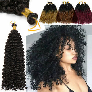 3 5packs Marlybob Deep Wave Curly Afro