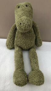 Jellycat-Slackajack-Croc-Crocodile-Comforter-Baby-Soft-Toy-Soother-Green-Retired