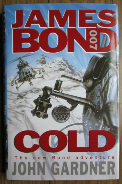 Cold by John Gardner. EX LIBRARY. (Hardback, 1996)