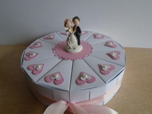 Hochzeitstorte,Geldgeschenk Hochzeit,Torte,Schachteltorte,Papiertorte,Verpackung