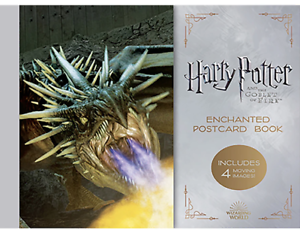 Harry Potter & The Goblet of Fire: Enchanted Postcard Book
