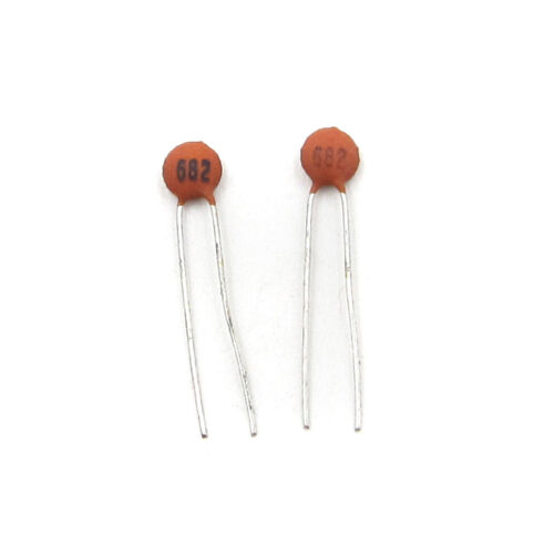 30Kinds Each 10pcs Ceramic Disc Capacitor All in one Bag total of 300PCS New