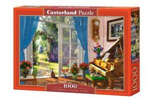 Castorland-C-104079-2-Doorway-Room-View-Puzzle-1000-Pieces-Nouveau