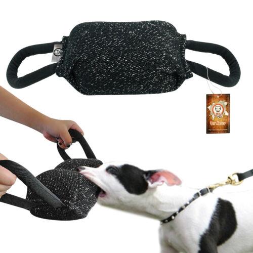 Jute Dog Bite Sleeve//Tug Arm Protection K9 Dog Training Stop Biting Intermediate
