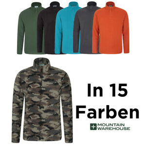 Mountain-Warehouse-Herren-Camber-Fleece-Pullover