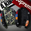 Men-BAPE-Japan-Shark-Head-Flight-Bomber-Coat-Zip-Aape-Jacket-MA1-Army-Camouflage thumbnail 4