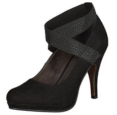 Tamaris Pumps Damen Schuhe schwarz NEU Größe 37 | eBay