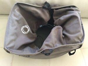 Image Is Loading Bugaboo Cameleon Gray Stroller Underseat Storage Bag Basket