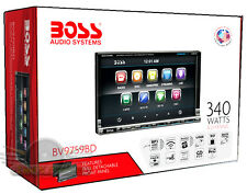BOSS BV9759BD Touch Screen DVD/CD/FM/USB/SD/MP4/MP3/Bluetooth New Car Stereo