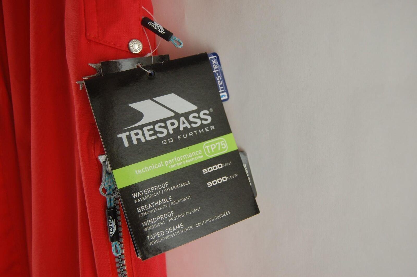Trespass Damen Shauna Zipper Zipper Zipper Belüftet Ski & Snowboard Hose Coralle rot Rosa    Garantiere Qualität und Quantität  893eb0
