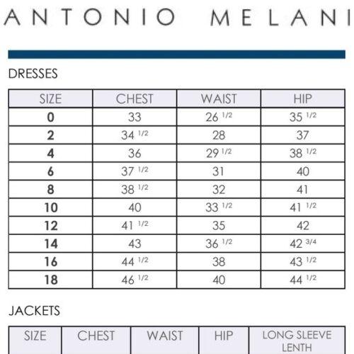 Antonio Melani Chapman Halter Neck Sleeveless Stripe Pique Dress Size 0 2 6 8 10