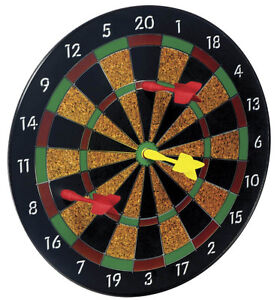 Details About Gift For 10 Year Old Boy Adults Kids Children Birthday Safe Dart Board Game New
