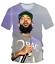 Fashion-Women-Men-3D-Print-Rapper-nipsey-hussle-Casual-T-Shirt-Short-Sleeve-Tops thumbnail 15