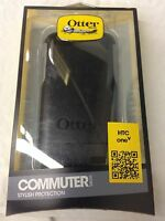 Authentic Otterbox (77-20724) Commuter Case For Htc One V - Gray/black