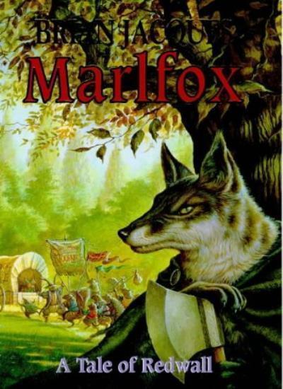 Marlfox By  Brian Jacques, Allan Curless