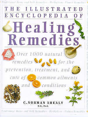 """""""VERY GOOD"""" Healing Remedies: Over 1,000 Natural Remedies for the Treatment, Pre"""