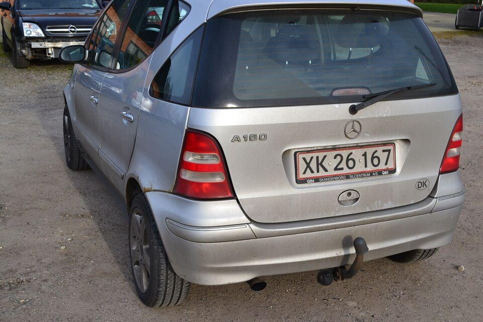Mercedes A160, 1,6 Classic, Benzin