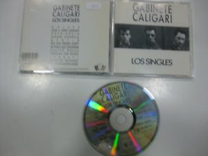 GABINETE-CALIGARI-CD-GERMANY-LOS-SINGLES
