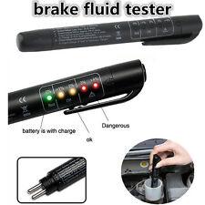 5 LED Brake Fluid Tester Car Vehicle Auto Automotive Diagnostic Testing Tool LX