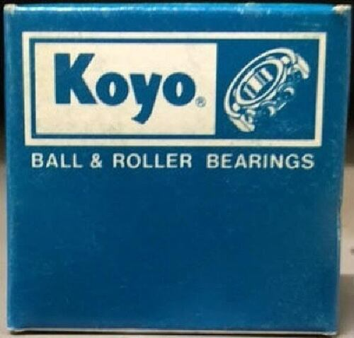 KOYO 6203Z SINGLE ROW BALL BEARING
