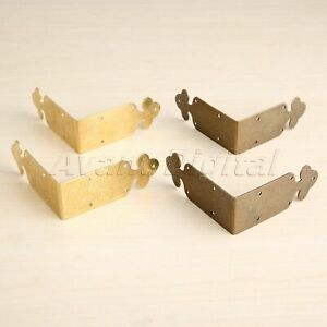 Furniture Case Edge Cover Guard Corner Protectors Box Chest Hardware Decorative