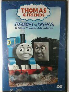 Thomas & Friends - Steamies vs. Diesels - DVD