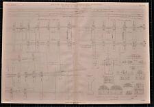 1855 LOCOMOTIVE PRINT SWITCHES & CROSSINGS JAMES BELL NORTH BRITISH RAILWAY