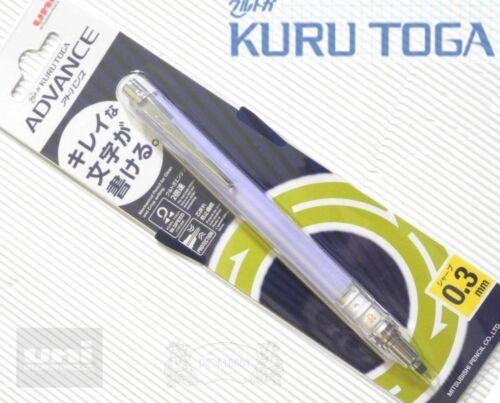 office equipment supplies free ship uni ball kuru toga advance m3 559 navy 0 3mm mechanical pencil asiathinkers