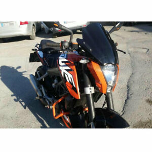 Details about Windshield WindScreen Screen For KTM Super Duke 1290 790 690  640 620 390 200 125