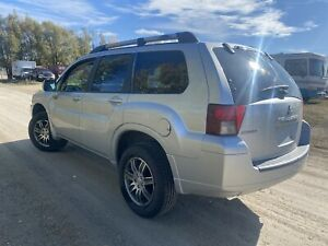 2008 Mitsubishi Endeavor all wheel drive