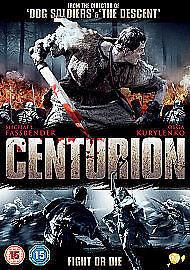Centurion-DVD-2010-Michael-Fassbender-Marshall-DIR-cert-15-Amazing-Value