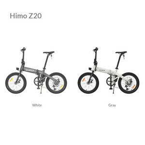 Xiaomi HIMO Z20 vélo électrique pliant gris e-bike pliable 25 km / h 10AH 80 km