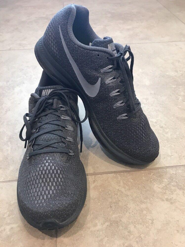 nike air zoom größe unserer laufen sneaker, grey, größe zoom 9 1 / 2 den 140 8f5f56
