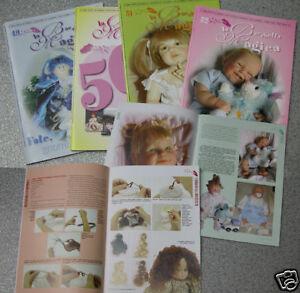 riviste-LA-BACCHETTA-MAGICA-case-di-bambole-teddy-bear-fatine-bambola-accessori