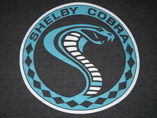 Carroll Shelby T-Shirt Small Mustang 1966 1967 1968 1969 1970 2011 2012 2013 NEW