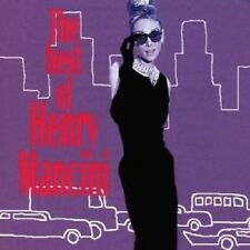 "HENRY MANCINI ""THE BEST OF""  SOUNDTRACK CD NEUWARE"