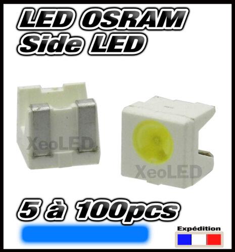 LED CMS OSRAM SIDELED LCB A67B bleu SMD LED ( SL ) blue