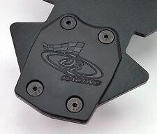 DE Racing XD Rear Skid Plates Losi TLR TEN-SCTE / TEN-T / 810 / ( DER-310-L )